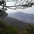 三本木山486.3m