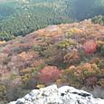 大峰山の紅葉2012年11月