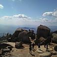 宮島弥山529.8m